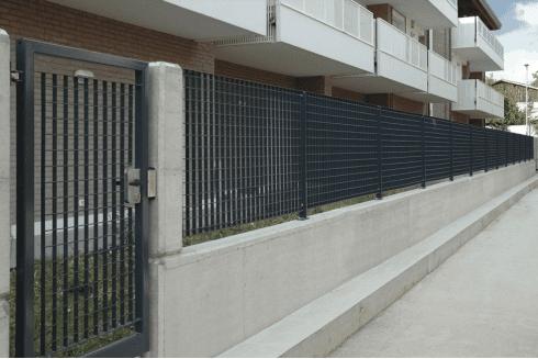 recinzione industriale palladio