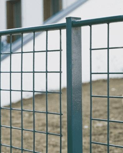 dettaglio recinzione cortina