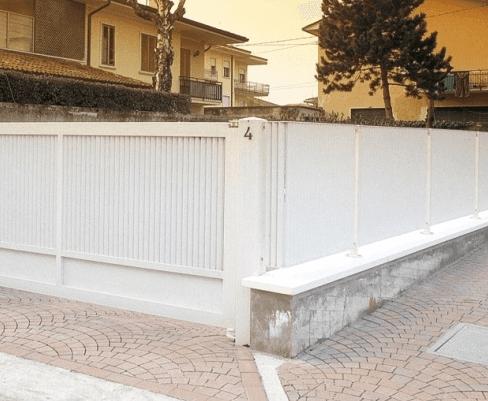 recinzione venus con cancello