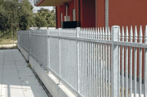 recinzione residenziale sirio