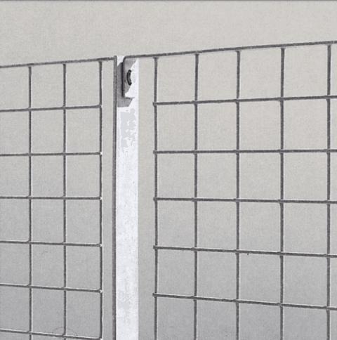 dettaglio recinzione lido