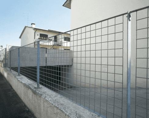 recinzione lido