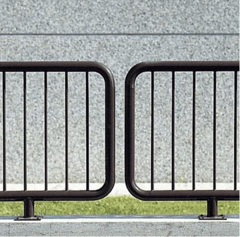 dettaglio recinzione ca' d'oro