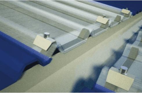 sistemi modulari per copertura