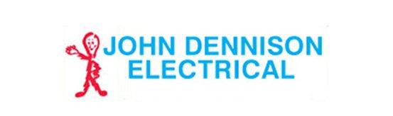 dennison john electrical logo