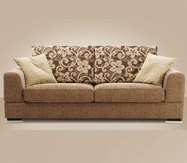 divani in tessuto, divani comodi, cuscini imbottiti