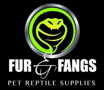 Fur and Fangs logo