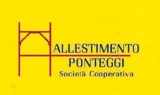 Allestimento ponteggi societa cooperativa logo