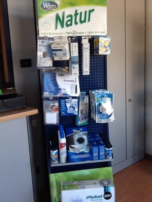 prodotti ed accessori per la cas