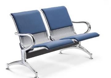 posti a sedere blu e grigi