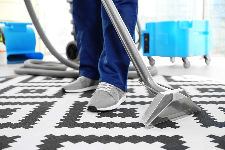 pulizia dei tappeti