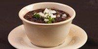 Black Bean Soup Cup