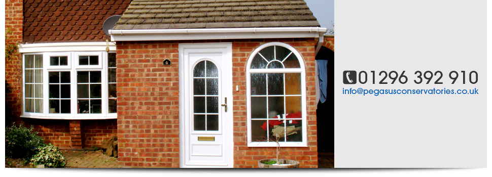 Double glazing - Hertfordshire - Pegasus Conservatories Ltd - In-house installation teams 4