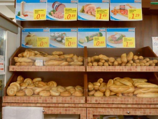 banco del pane