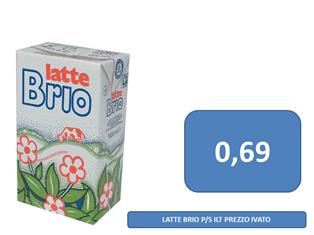 latte brio a 0,69 €