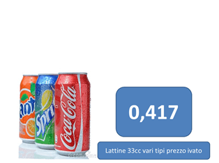 bibite a 0,4 €