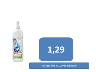 rio casa mia a 1,29 €
