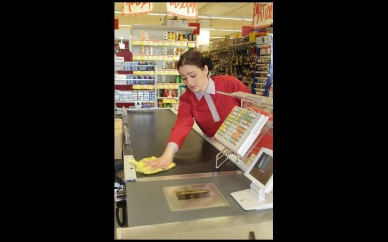 pulizie supermercati