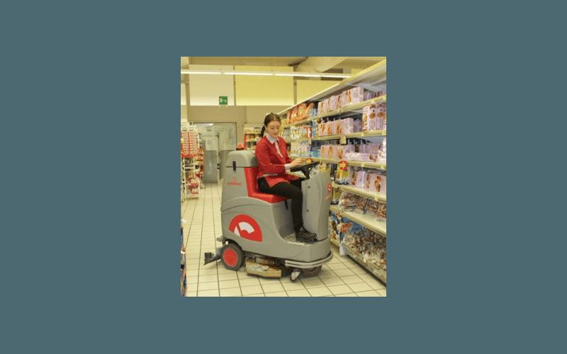 servizio di pulizia centri commerciali