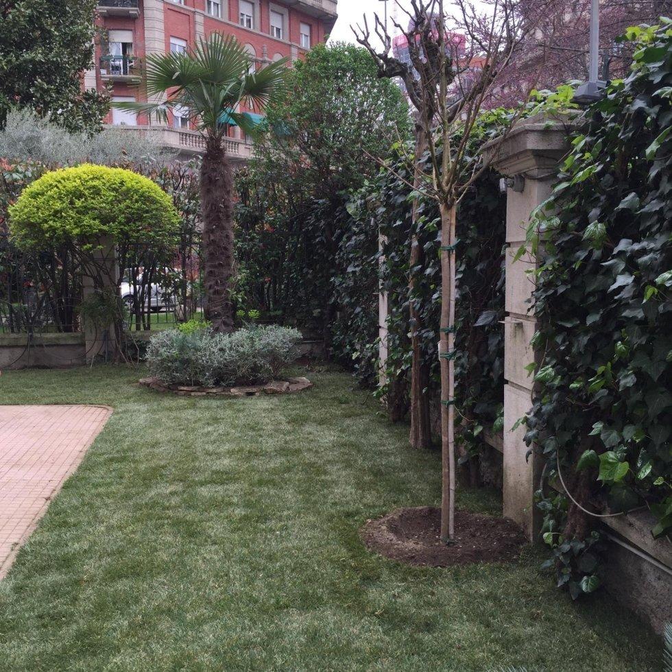 Realizzazione terrazze su progetto