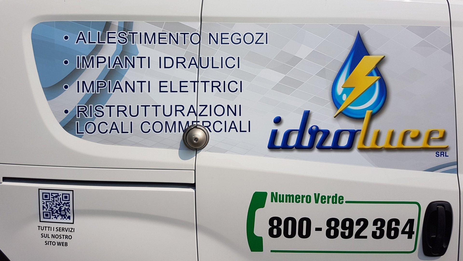 Idraulica Professional idroluce