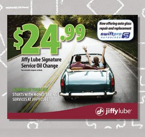 Jiffy Lube - Coupons