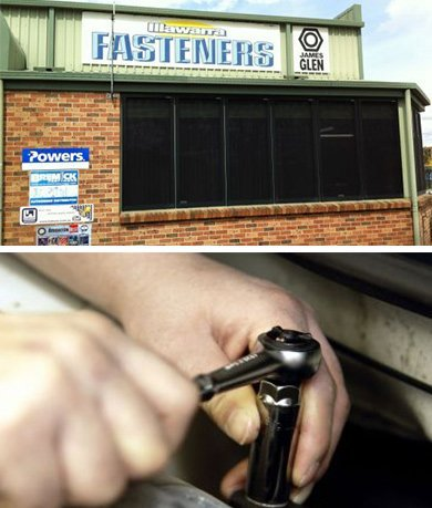 illawarra fasteners business location and our tools