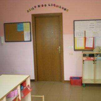 asilo per bambini, nidi per bambino