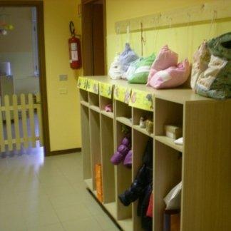 cambio vestiti, gestione bambino
