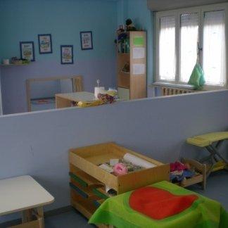 asilo per bambini, asili nido
