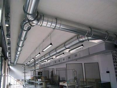 Canalizzazioni per climatizzatori