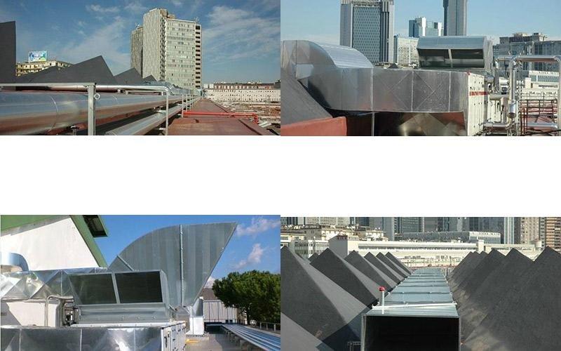 Impianti civili di ventilazione