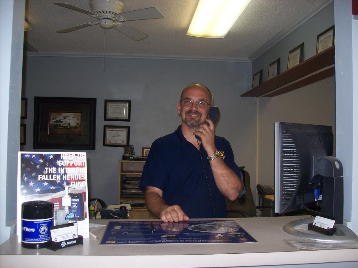 Auto AC Repair Pensacola, FL