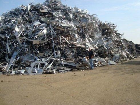 riciclaggio di metalli non ferrosi