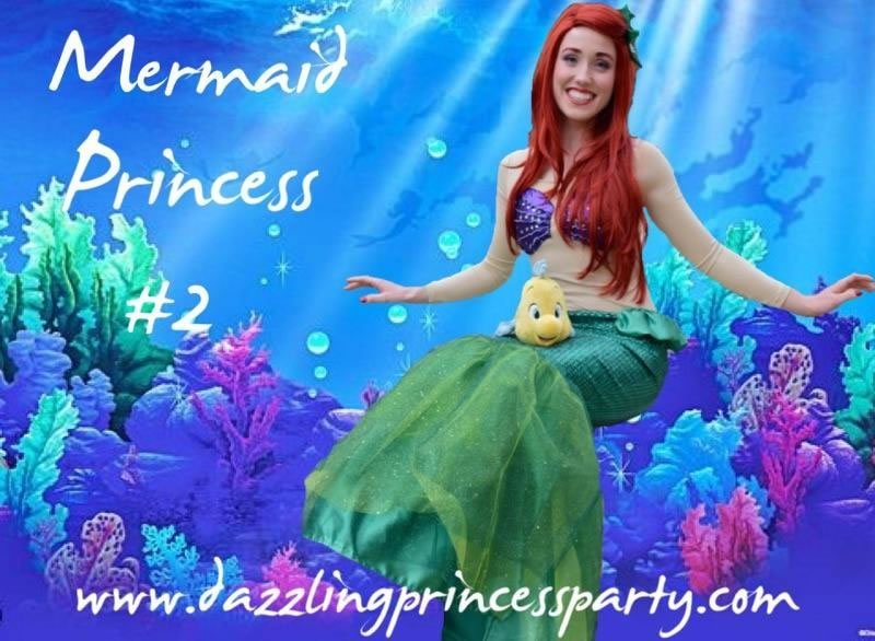 Mermaid Princess 2