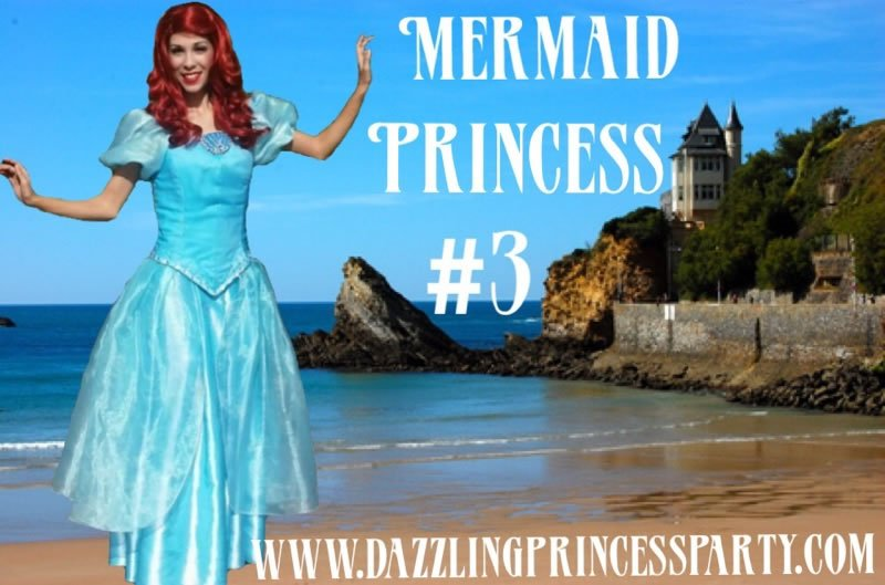 Mermaid Princess 3