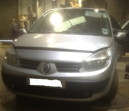 Renault Scenic Oasis