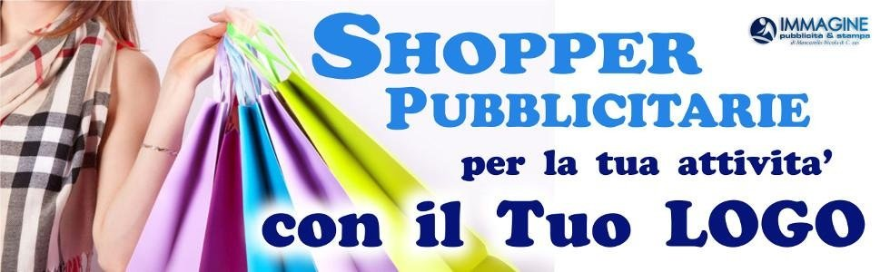 stampa su shopper