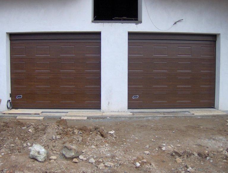sezionali per garage