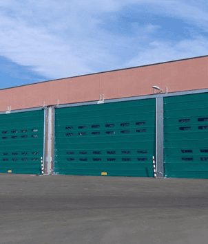 manutenzione chiusure industriali