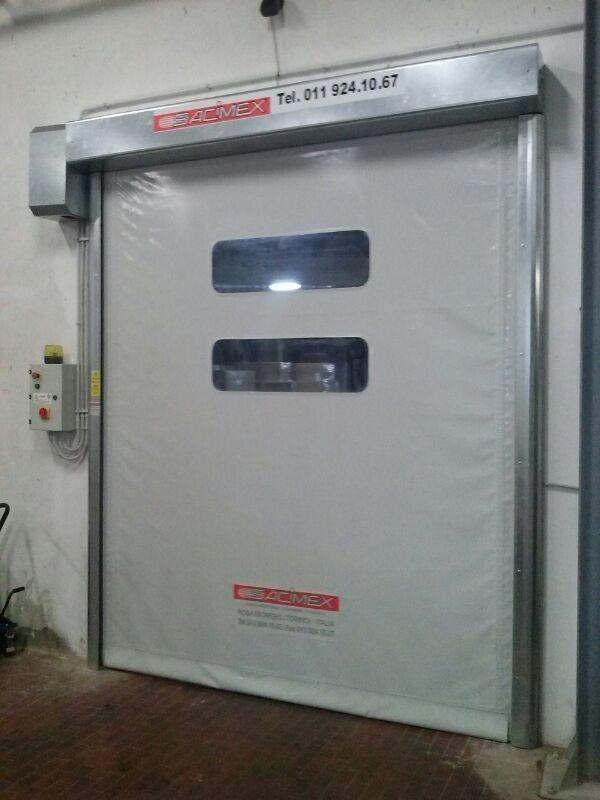 porte frigorifero automatizzate
