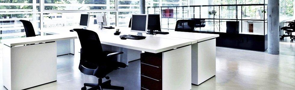 ufficio pulito