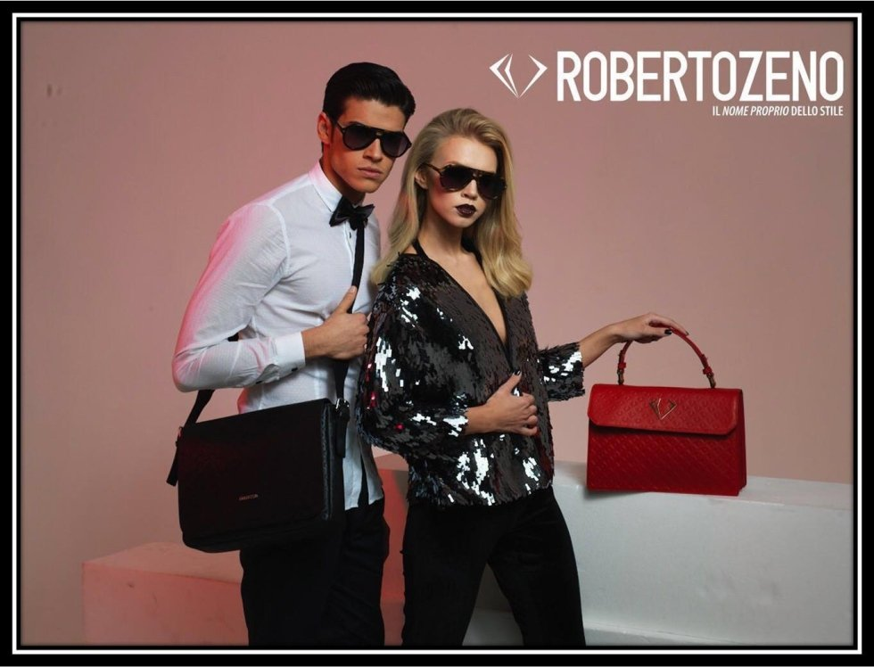 roberto zeno borse uomo e donna