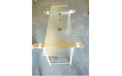 vetri per tavolini su misura