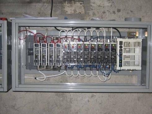 revisione impianti elettrici milano
