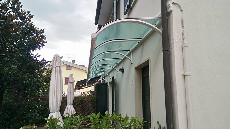 parasole di vetro