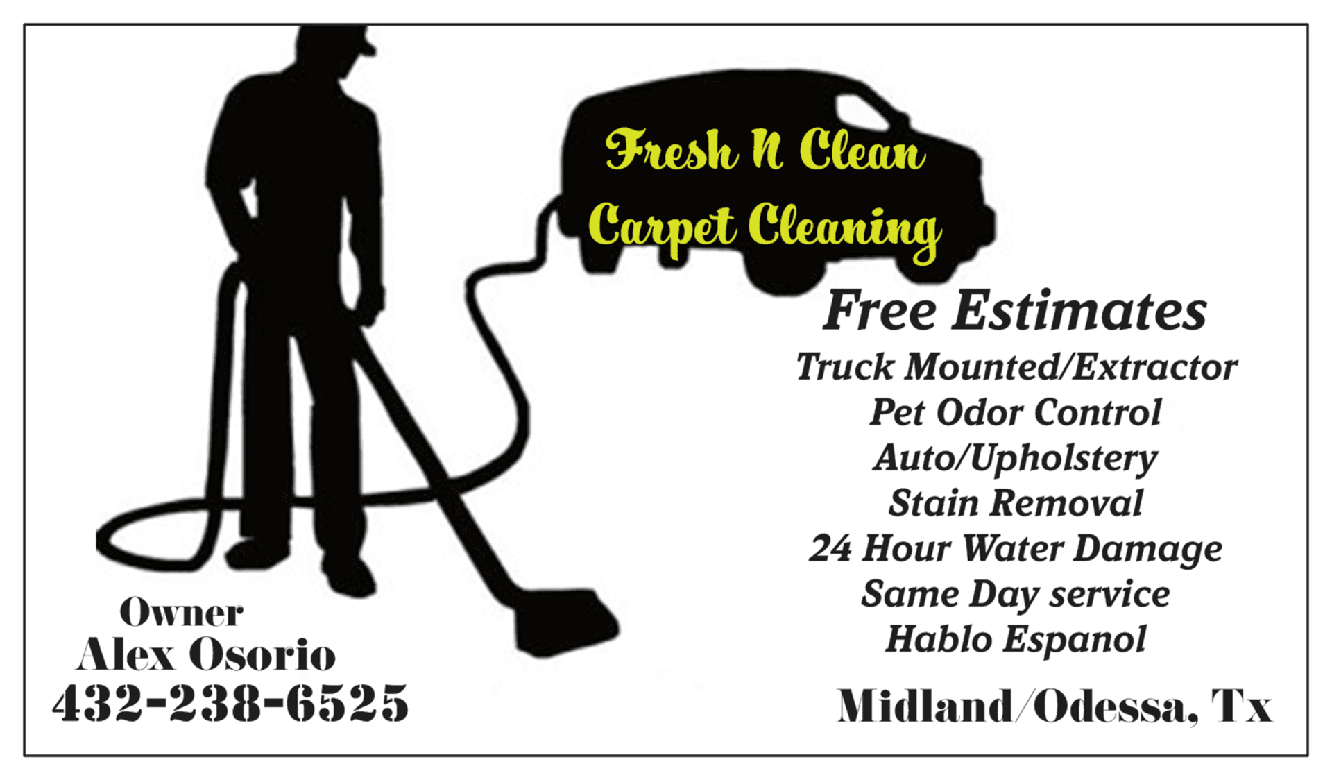 . Carpet Cleaning Odessa   Midland  TX   Stain Removal   Fresh N Clean