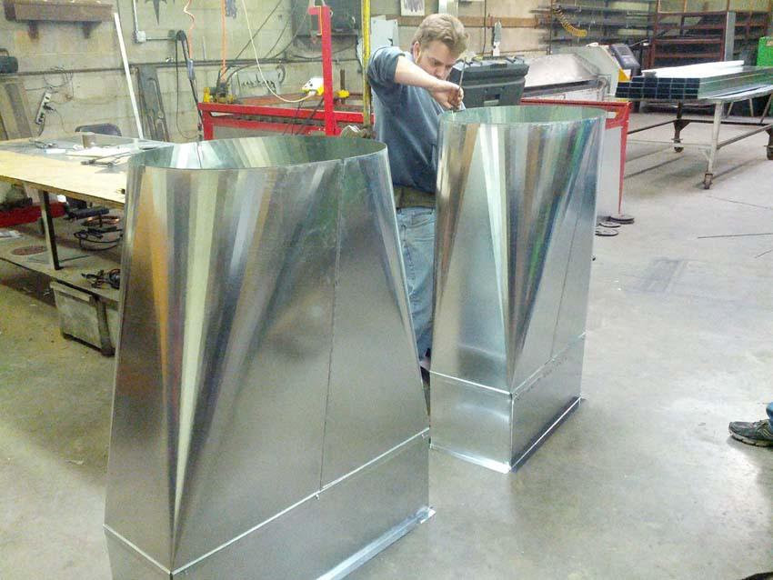 Metal Fabrication, Sheet Metal   Columbia,SC