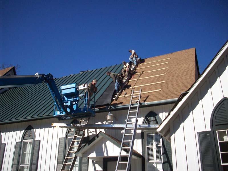 Roof Repair, Columbia, SC