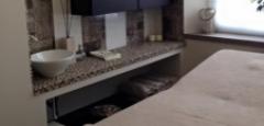 cabina per i massaggi